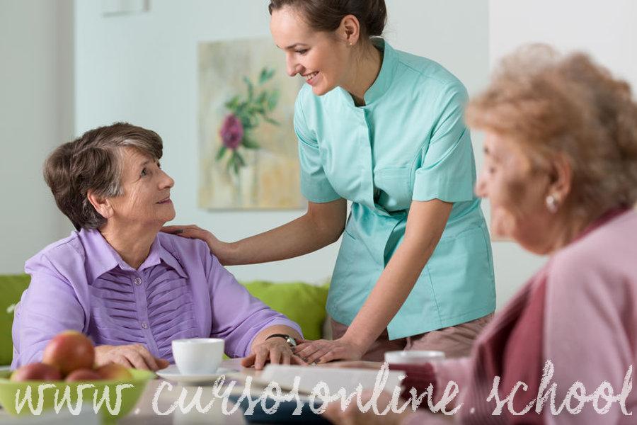 curso auxiliar geriatria online distancia