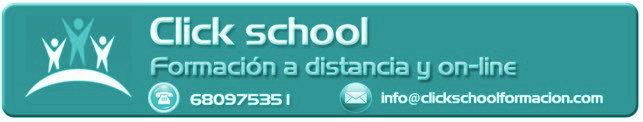 cursosonlineschool y clickschoolformacion